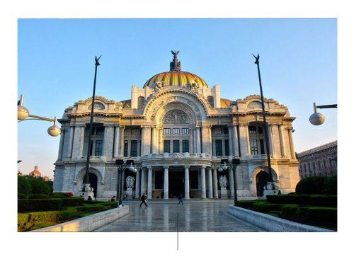 ललित कला का महल। फ़ोटो द्वारा: FB @ palaciobellasartesoficial