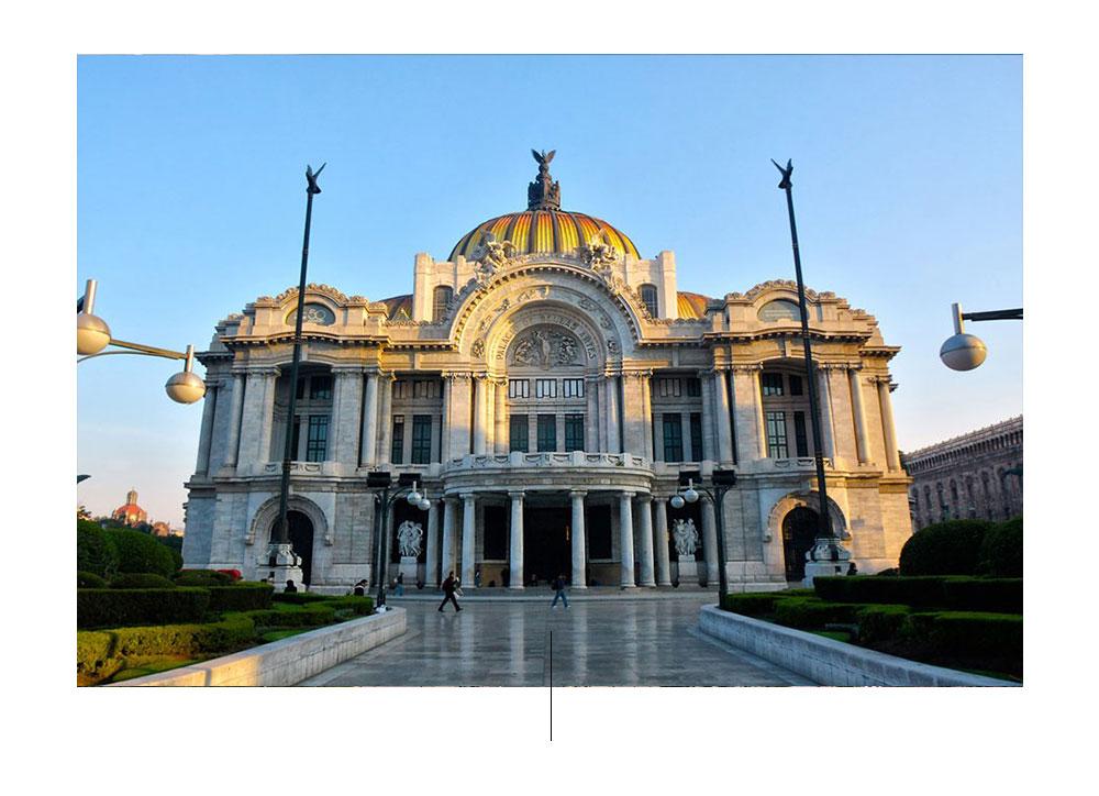قصر الفنون الجميلة. تصوير: FB @ palaciobellasartesoficial