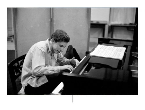 Glenn Gould. Foto de: FB@glenngould