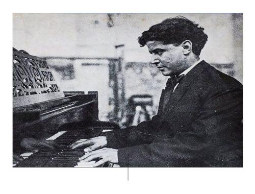 Manuel M. Ponce. Foto de: pinterest.com