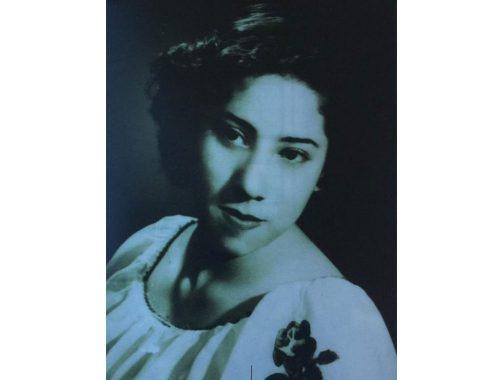 Enriqueta Ochoa. Foto door: pinterest.com