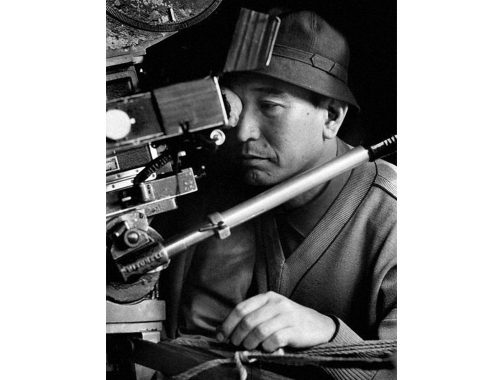Akira Kurosawa. Foto di: pinterest.com