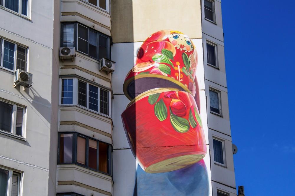 Urban Morphogenesis. Foto: serge-elephant.livejournal.com