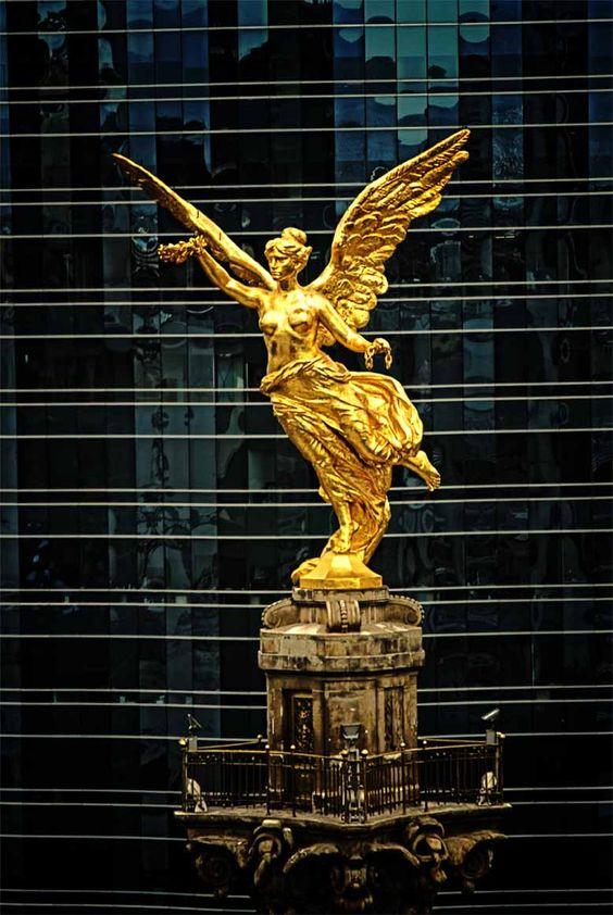 Uavhengighetsengelen Foto av: pinterest.com