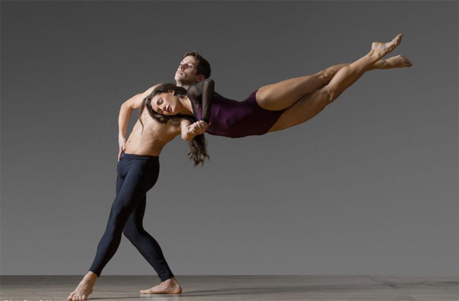 La danza como eternidad en las fotos de Louis Greenfield