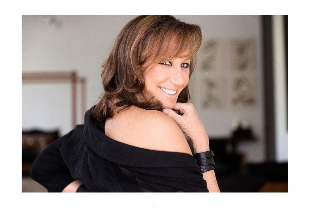 Donna Karan portada. Foto: intothegloss.com