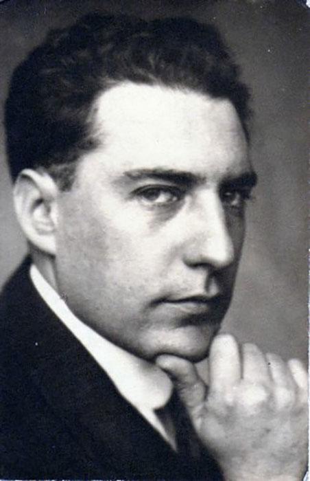Martín Luis Guzmán. Foto de: enciclopediadelaliteraturademexico