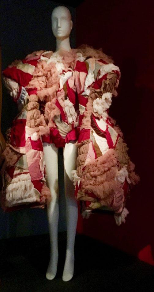 Rei Kawakubo. Foto de: pinterest.com
