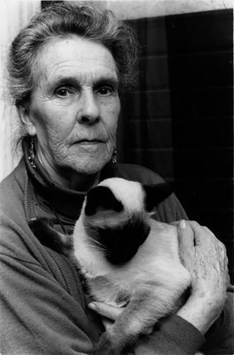 Leonora Carrington. Photo: pinterest.com
