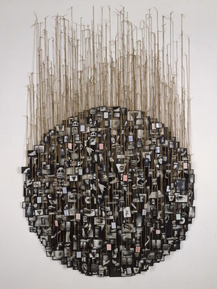 Annette Messager, Μήνας voeux, 1990.