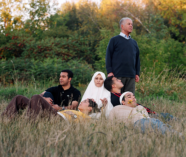 Arwa Abouon Foto door: artidentityfamilystories.com