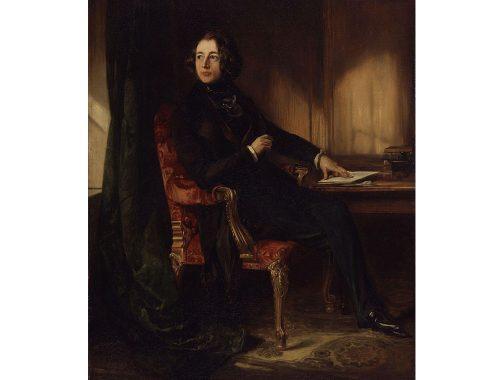Charles Dickens Foto door: npg.org.uk