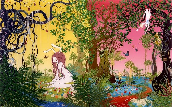Chiho Aoshima. Foto de: pinterest.com