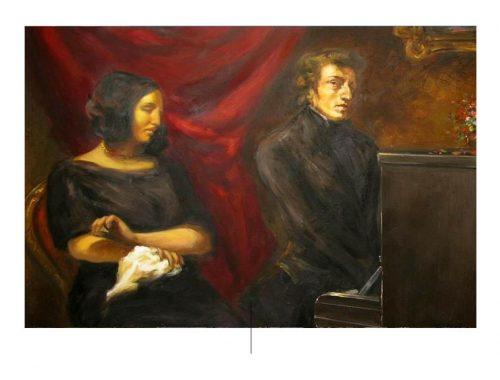 Frederic Chopin Foto di: pinterest.com