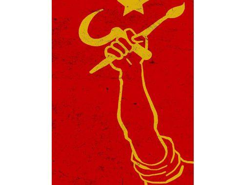 Design og kommunisme. Foto av: pinterest.com