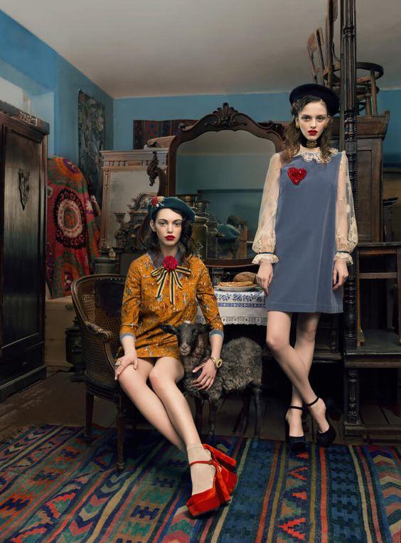 Andrey Yakovlev y Lili Aleeva. Foto de: pinterest.com