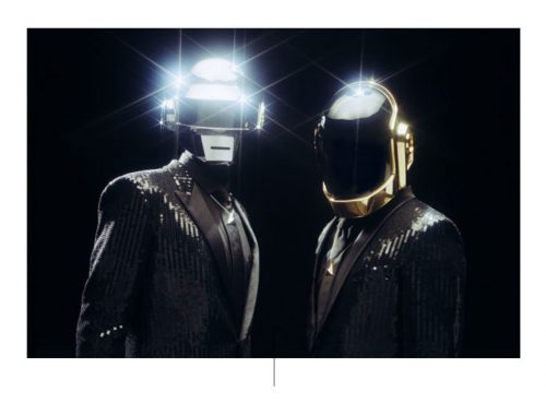 daft Punk. Foto: Daft Punk