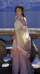 Vestidos y cine. Foto de: pinterest.com