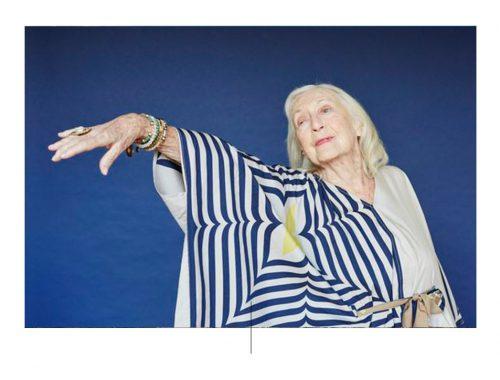 Eileen Kramer. Foto de: pinterest.com