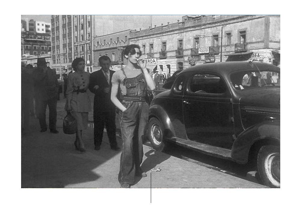 Luis Buñuel. Foto de: pinterest.com