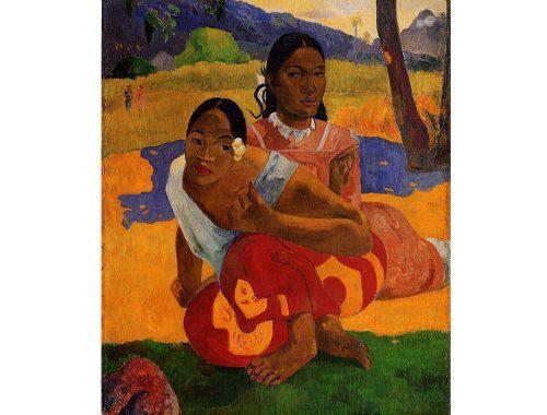 Paul Gauguin Φωτογραφία από: FB @ artistgauguin
