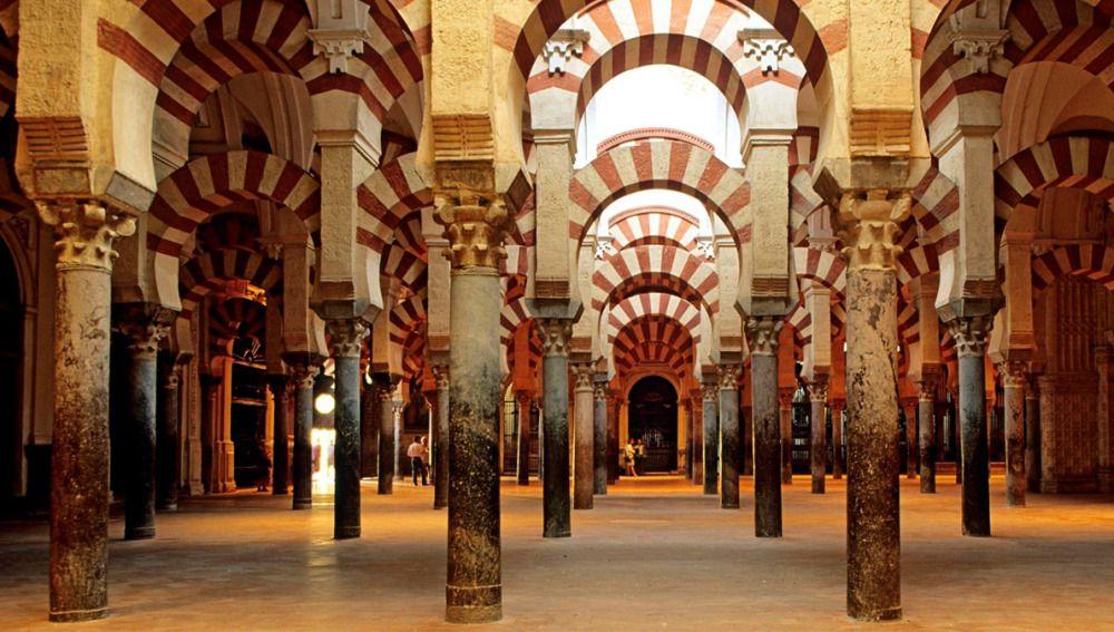 גיאומטריה ואיסלאם. תמונה מ- pinterest.com
