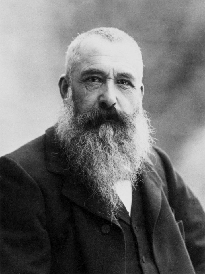 Claude Monet Foto av: FB @ Claude-Monet-221456911574920