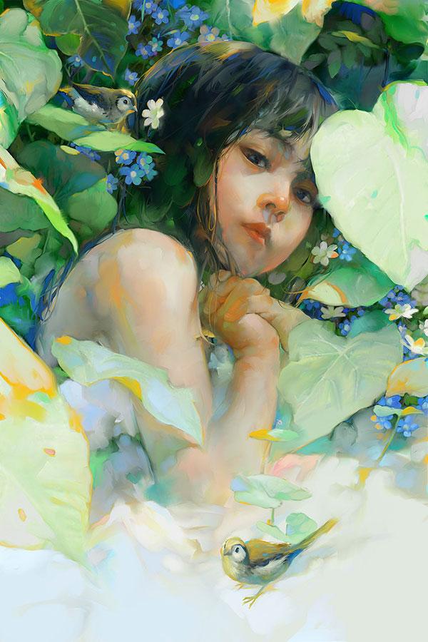Thanh Nhan. Foto de: artstation.com