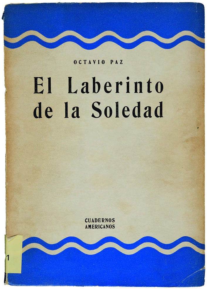 The Labyrinth of Solitude, Cover