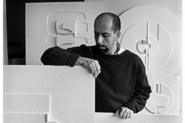 Eduardo Ramírez Villamizar. Foto de: pinterest.com