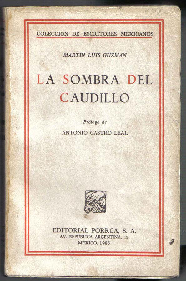 Martín Luis Guzmán. Foto de: pinterest.com