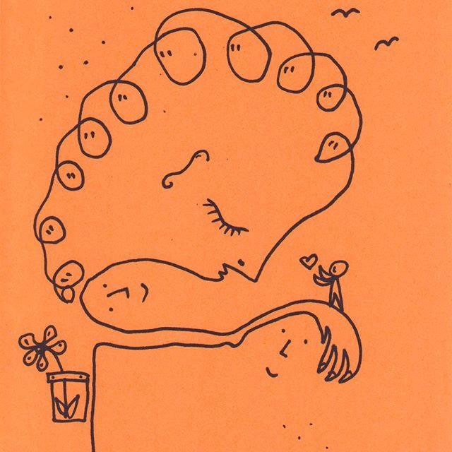 Shantell Martin. Foto de: FB@shantellmartinartist