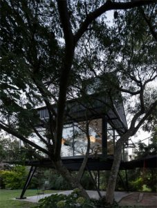 Tree houses Photo by: archdaily.com