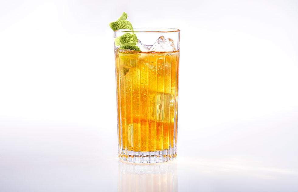 Ποτό παρασκευασμένο με METAXA. Φωτογραφία: METAXA