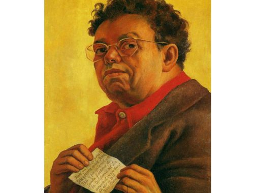 Diego Rivera. Foto de: pinterest.com