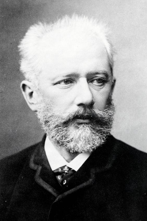 Tchaikovsky. Foto de: pinterest.com
