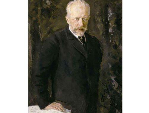 Tchaikovsky. Foto di: pinterest.com