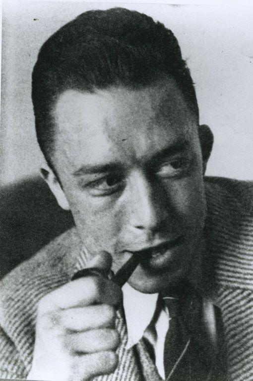Albert Camus Foto di: pinterest.com