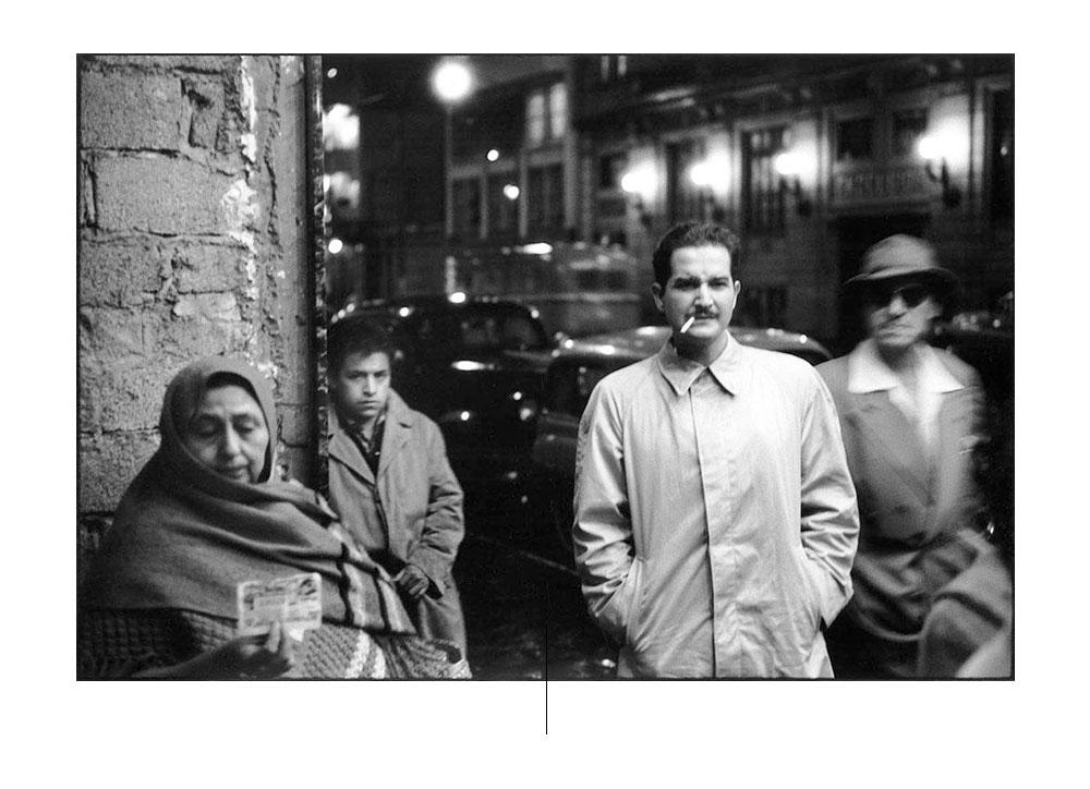 Carlos Fuentes de joven. Foto: pinterest.ar