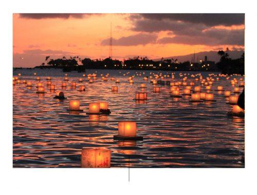 Obon-festivalen i Japan