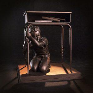 मूर्तियां। फ़ोटो द्वारा: pinterest.com