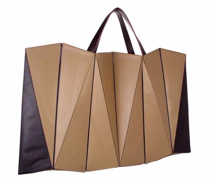 Bolsas Origami Foto: pinterest.com