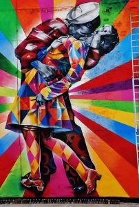 Graffiti. Foto deur: pinterest.com