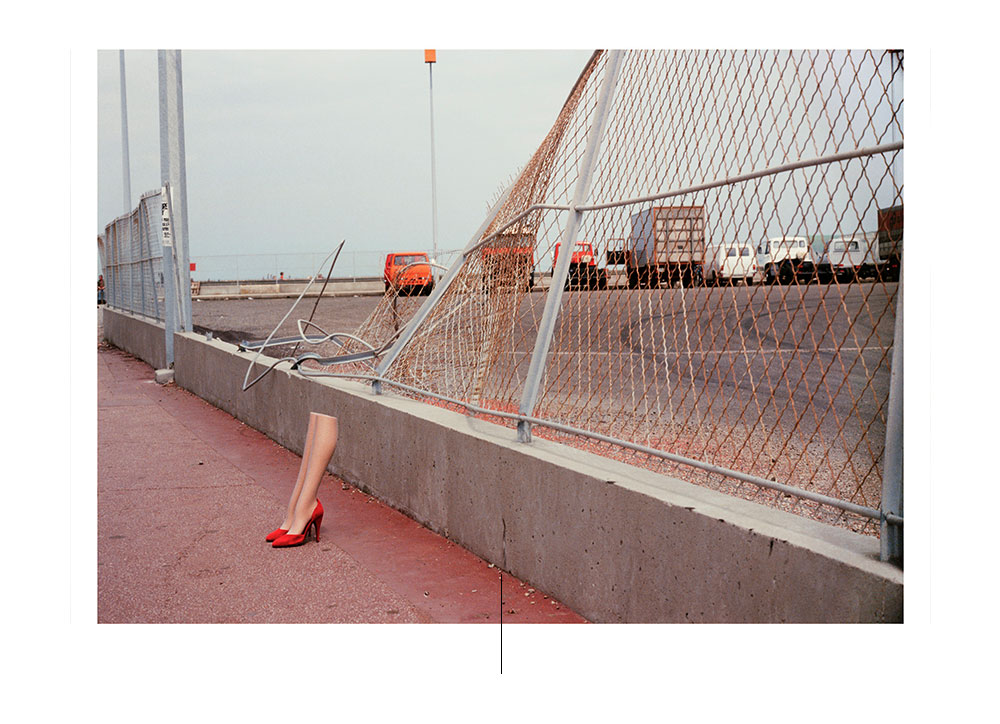 Guy Bourdin Photo de: FB @ guybourdin
