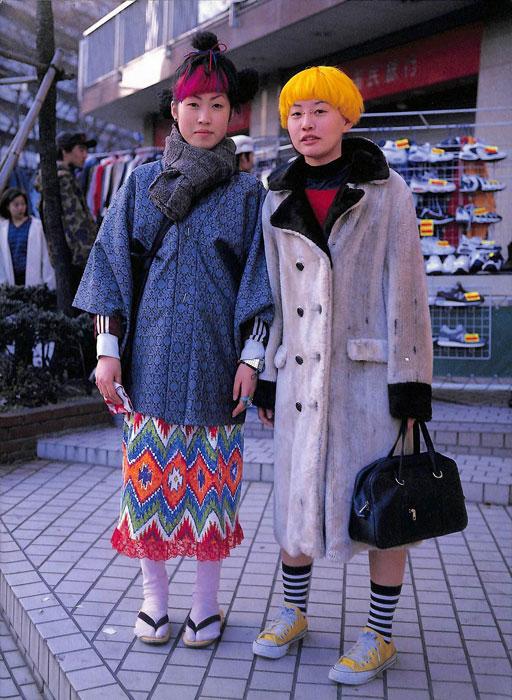 Harajuku-stil