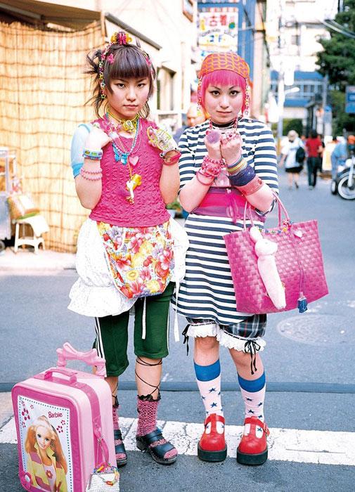 Pynt på Harajuku