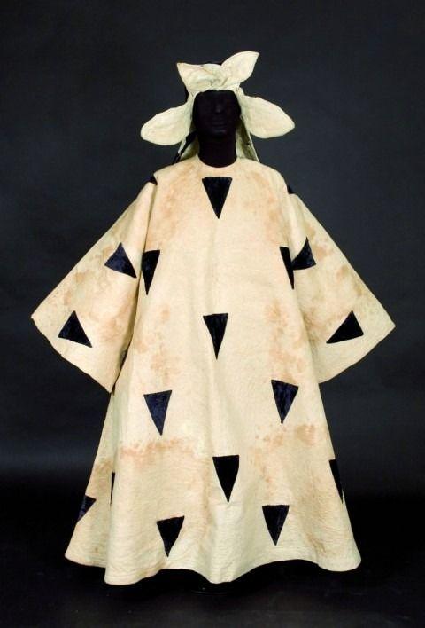 Matisse-kostuums voor Les Ballets Russes