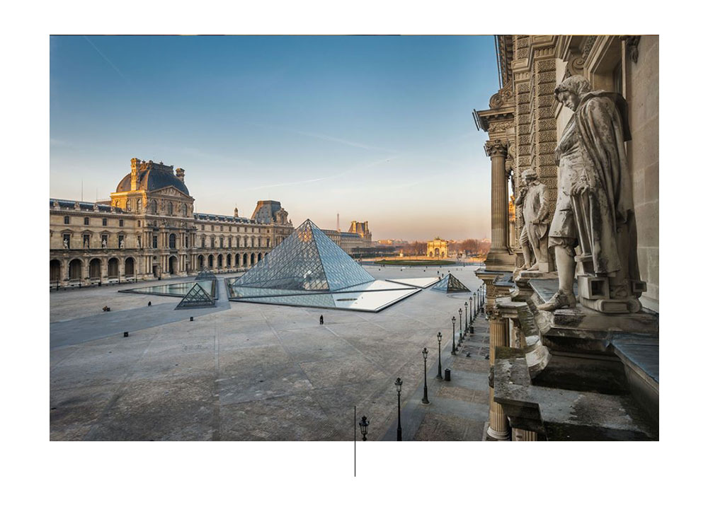 Louvre. Foto av: Musee Louvre