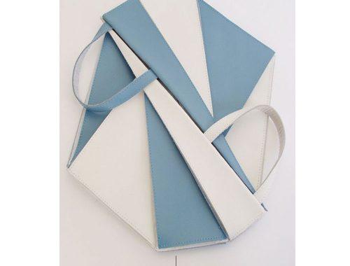 종이 접기 가방 사진 : pinterest.com