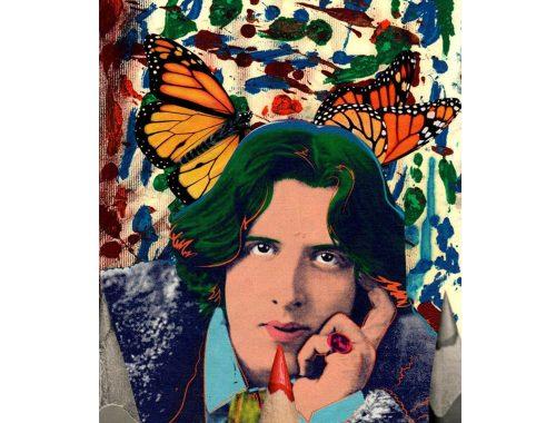 Oscar Wilde Foto door: etsy.com